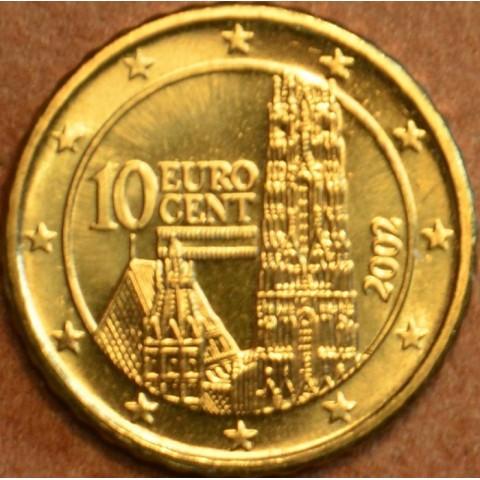 10 cent Austria 2002 (UNC)