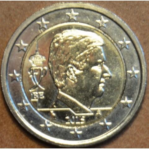 2 Euro Belgium 2015 (UNC)