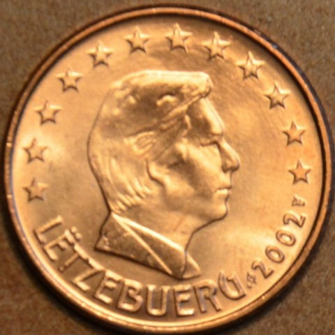 5 cent Luxembourg 2002 (UNC)