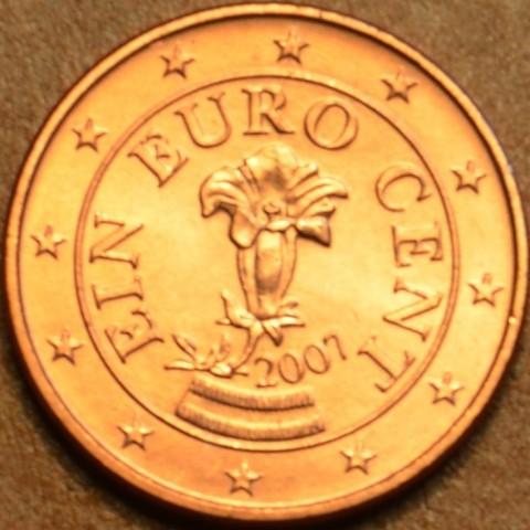 1 cent Austria 2007 (UNC)