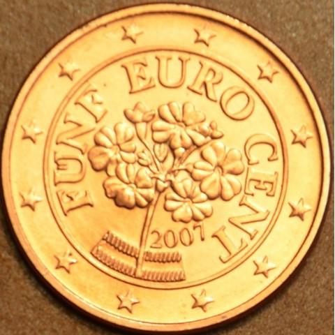 5 cent Rakúsko 2007 (UNC)