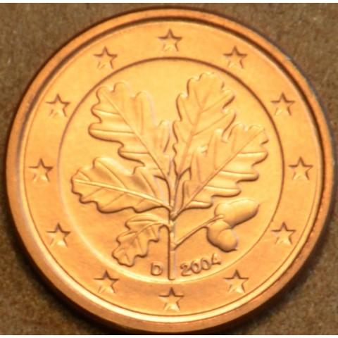 """5 cent Nemecko """"D"""" 2004 (UNC)"""