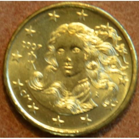10 cent Taliansko 2007 (UNC)