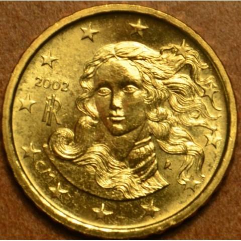 10 cent Taliansko 2002 (UNC)