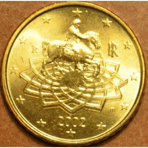 50 cent Taliansko 2002 (UNC)