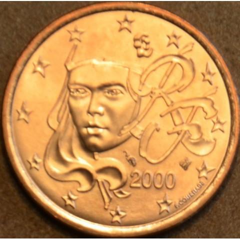 5 cent France 2000 (UNC)