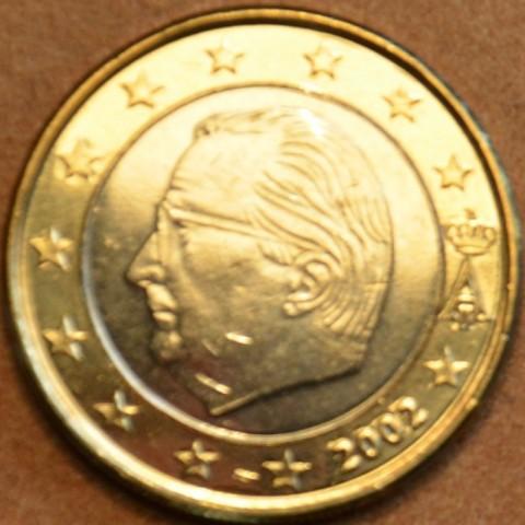 1 Euro Belgium 2002 (UNC)