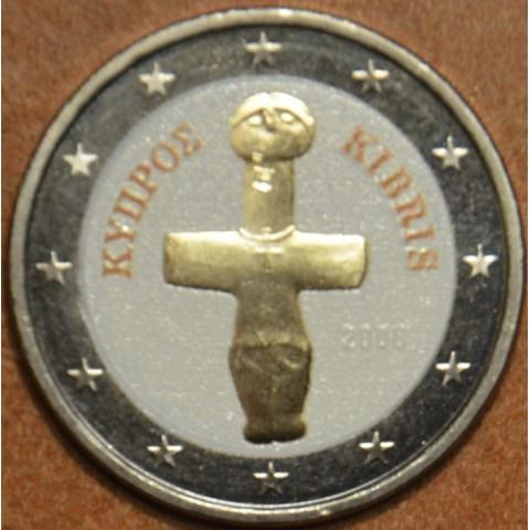 2 Euro Cyprus 2003 (colored UNC)