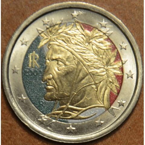 2 Euro Italy (colored UNC)