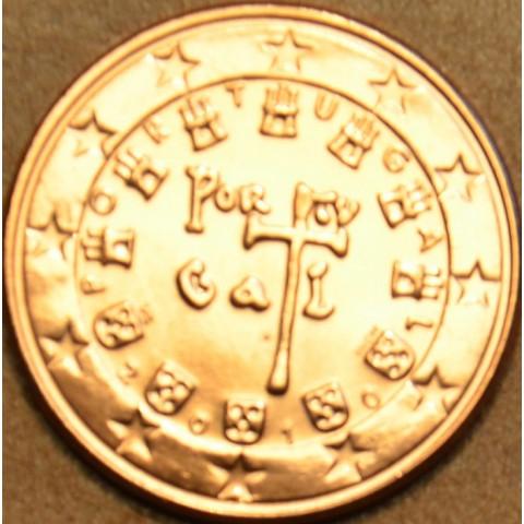1 cent Portugal 2010 (UNC)