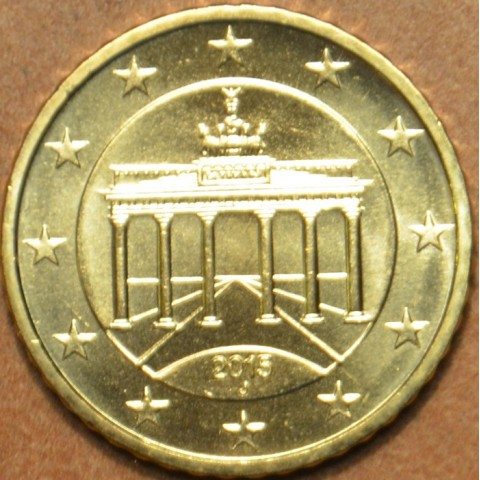 """10 cent Germany """"A"""" 2015 (UNC)"""
