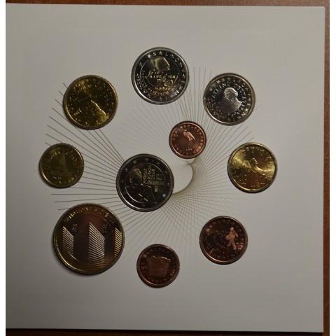 Set of 8 coins Slovenia 2011 (UNC)