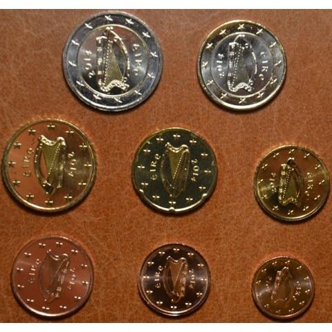Sada 8 mincí Írsko 2014 (UNC)