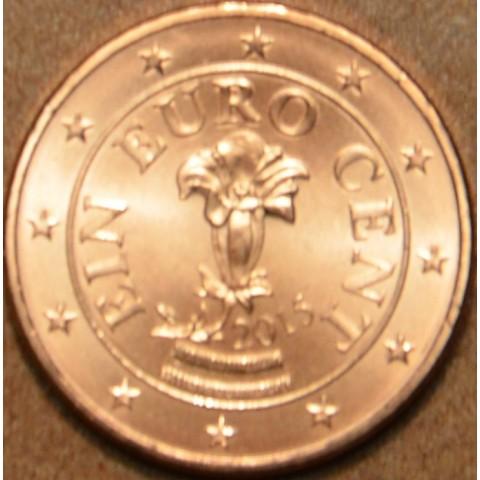 1 cent Austria 2015 (UNC)