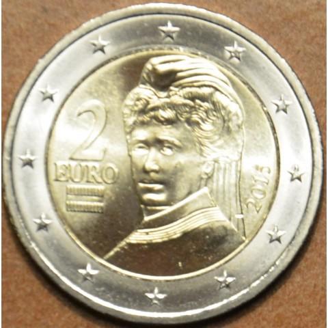 2 Euro Austria 2015 (UNC)