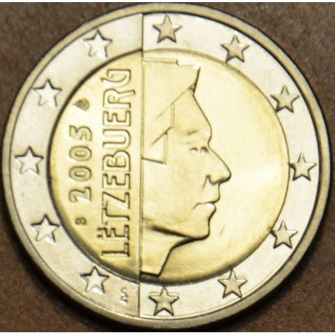 2 Euro Luxembourg 2005 (UNC)