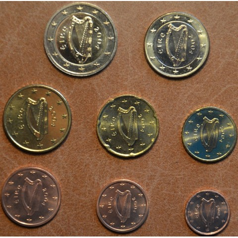 Set of 8 coins Ireland 2004 (UNC)