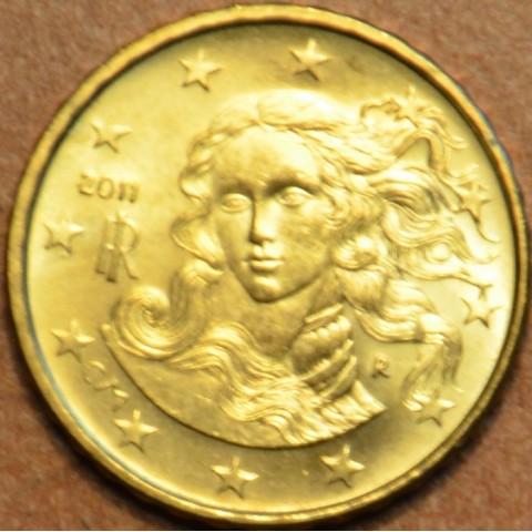 10 cent Taliansko 2011 (UNC)