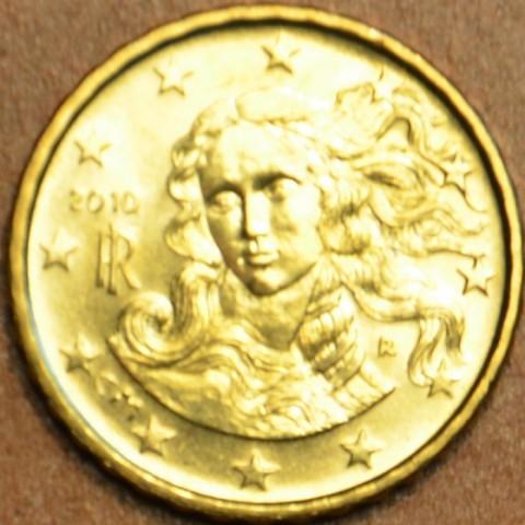 10 cent Taliansko 2010 (UNC)