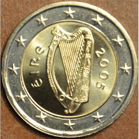 2 Euro Ireland 2005 (UNC)