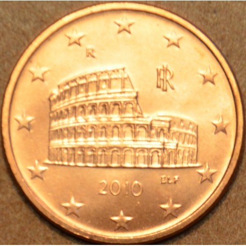 5 cent Italy 2010 (UNC)