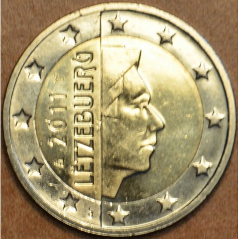 2 Euro Luxembourg 2011 (UNC)