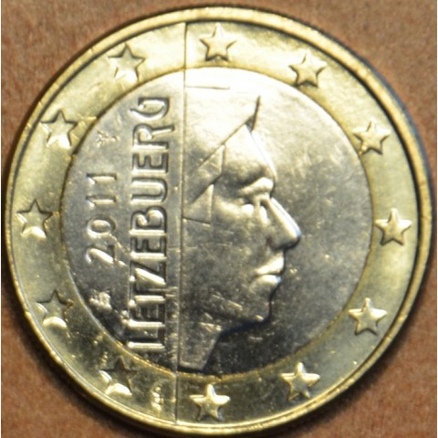 1 Euro Luxembourg 2011 (UNC)