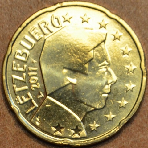 20 cent Luxembourg 2011 (UNC)