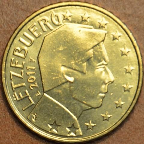 50 cent Luxembursko 2011 (UNC)