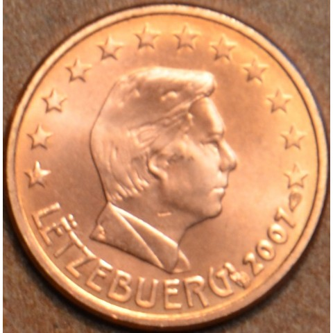1 cent Luxembourg 2007 (UNC)