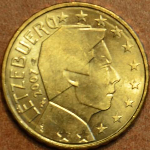 10 cent Luxembursko 2007 (UNC)