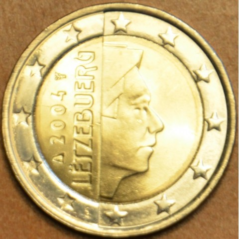 2 Euro Luxembourg 2004 (UNC)