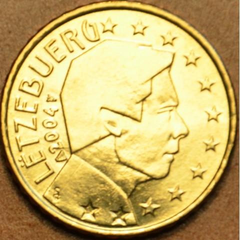 50 cent Luxembursko 2004 (UNC)