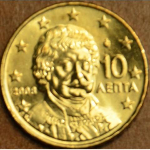 10 cent Grécko 2008 (UNC)