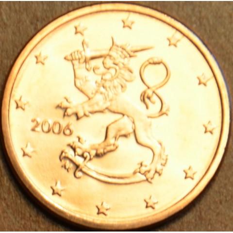 1 cent Finland 2006 (UNC)