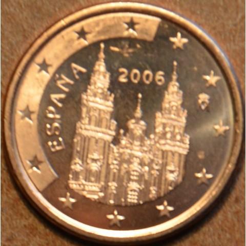 1 cent Španielsko 2006 (UNC)