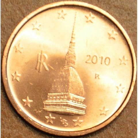 2 cent Taliansko 2010 (UNC)