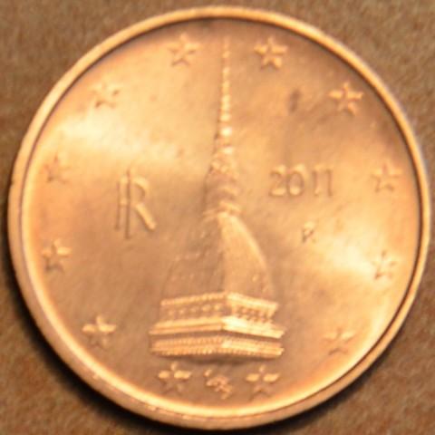 2 cent Taliansko 2011 (UNC)