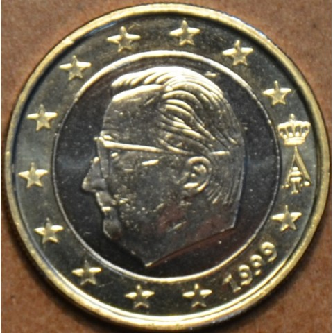 1 Euro Belgium 1999 (UNC)