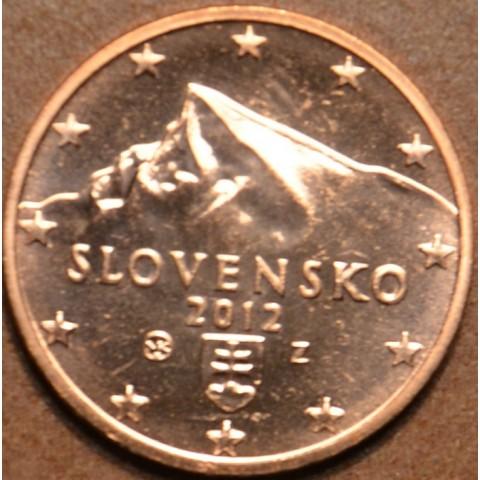 2 cent Slovakia 2012 (UNC)