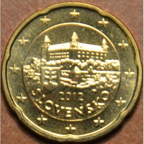 20 cent Slovakia 2012 (UNC)