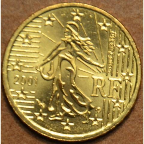 10 cent France 2001 (UNC)