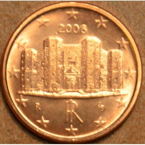 1 cent Italy 2008 (UNC)