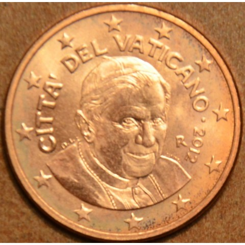 1 cent Vatican 2012 (BU)