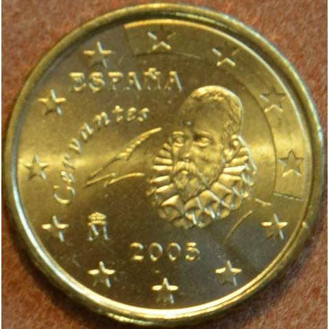 10 cent Spain 2005 (UNC)