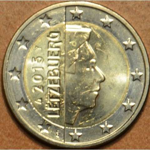 2 Euro Luxembourg 2015 (UNC)