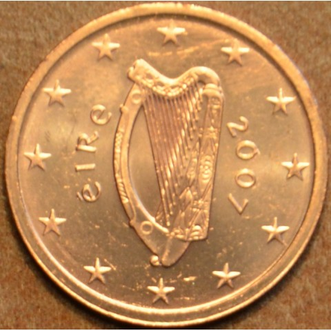 1 cent Ireland 2007 (UNC)