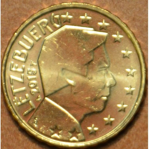 10 cent Luxembourg 2015 (UNC)
