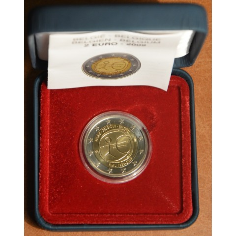 2 Euro Belgium 2009 - 10th Anniversary of the Introduction of the Euro (Proof)