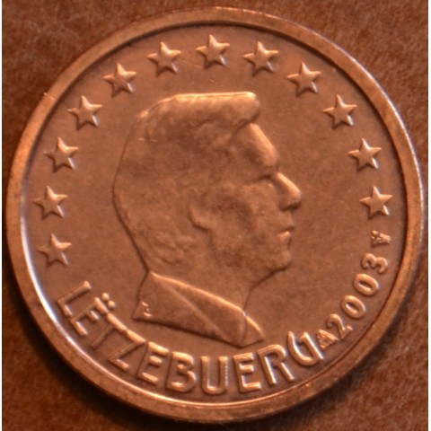 1 cent Luxembourg 2003 (UNC)